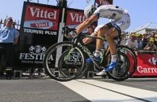 Sprint finish: Kittel pips Cavendish in dramatic photo finish