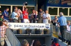 Cork clinch Munster junior football title
