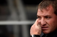 Reds boss Brendan Rodgers vows to splash the cash