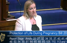 "Lucinda Creighton says term limit on abortions ""the minimum we can offer"""