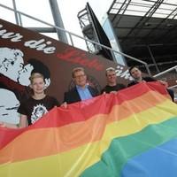 German football club will fly rainbow flag permanently at their stadium
