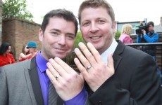There were 429 civil partnerships in the state last year