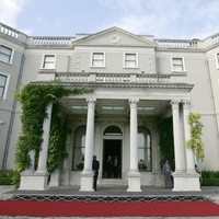 Just 11 heads of state have stayed in Farmleigh in four and a half years
