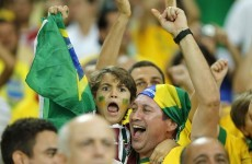 Maracana bans standing up, musical instruments, flags and topless fans