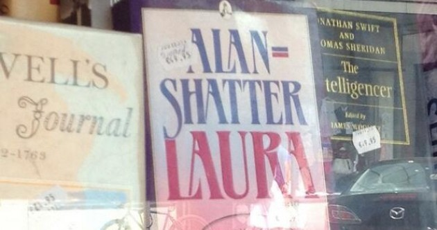 Alan Shatter's steamy book is now selling for €50