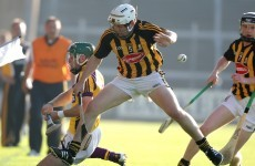 Here's that amazing sideline cut by Wexford U21 hurler Gary Moore