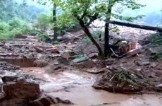 More than 200 dead or missing after China rain and landslides