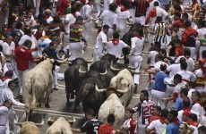 Irishman reportedly among at least 21 injured following Pamplona bull run
