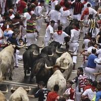 Irishman reportedly among at least 21 injured following Pamplona bull run