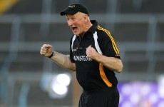 'Our response was truly magnificent' - Brian Cody