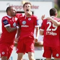 Flood relief for Sligo as McMillan's late equaliser saves champs