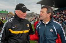 Cork to face Kilkenny and Galway to meet Clare in All-Ireland quarter-finals