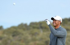 McDowell gets Woods and Oosthuizen in Open draw