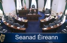 LIVE: The Seanad debates the abortion legislation