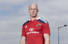 What do you think of the new Munster rugby kit then?
