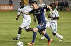 Robbie Keane picked for MLS All-Star game with Roma