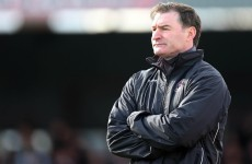 Bohemians sack manager Aaron Callaghan