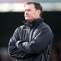 Bohemians sack manager Aaron Callaghan