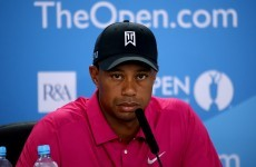 Stay patient, Tiger tells off-form McIlroy ahead of Open