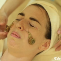 'Snail facial' is new beauty treatment in Japan