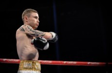 Carl Frampton ruled out of Wembley title fight