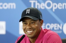 Good to go: Woods says elbow fine, no loss of confidence ahead of Open tilt