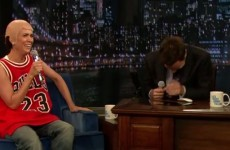Kristen Wiig went on Jimmy Fallon as Michael Jordan and it was pretty good