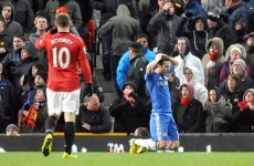 Chelsea confirm Wayne Rooney bid but deny Juan Mata swap reports