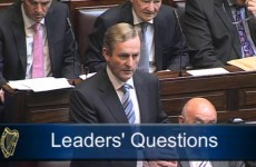 Enda Kenny: Religious orders should reflect on making a monetary contribution to Magdalenes