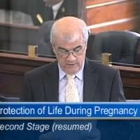 Senator Jim Walsh criticised for abortion description
