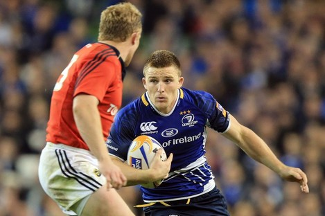 Keith Earls and Andrew Conway will be taming up at Munster next season.
