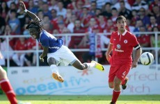 Sligo Rovers go down to Molde on historic European night