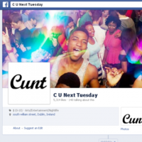 Promoters of Dublin student club night defend use of 'C***' stamp