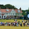 The Open gets underway at Muirfield