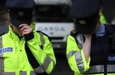 Man arrested over attack on garda speed camera