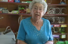96-year-old woman defeats armed robber in her shop
