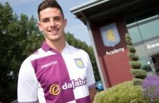 Ciaran Clark signs new Aston Villa contract