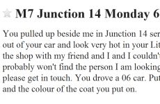 10 brilliant missed connections from Irish Craigslist