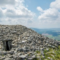 Hidden Ireland: The mystery of the 5,000-year-old empty tomb on top of a Wicklow mountain