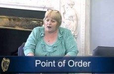 Video: Labour senator in emotional appeal over graphic abortion language