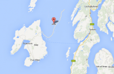 An entire Scottish island is no longer on Google Maps
