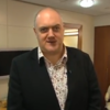Dara O'Briain's good luck message to the London footballers