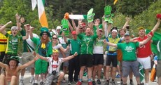 'The best day I've ever had as an Irish cycling fan' - Tour invaded by Green Army for 18th stage