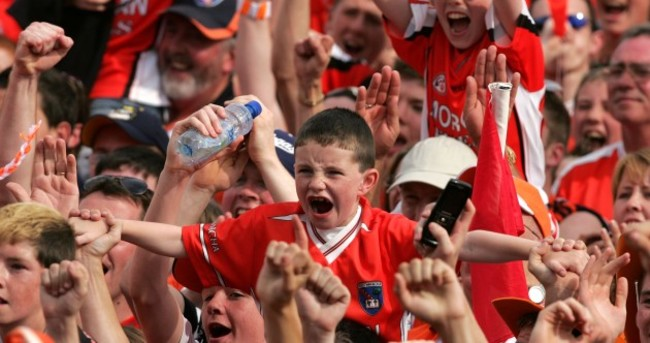 17 signs you're a sports fan from... Armagh