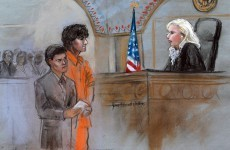 Police officer leaks images to 'show real Boston bomber'