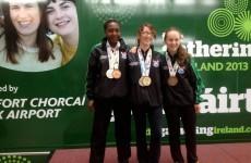 Meet Ireland's 15-year-old Tae Kwon Do World Champion