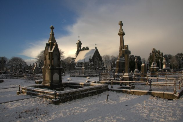 70,000 Limerick cemetery burial records go online · TheJournal ie