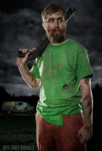 zombie hunter doo Scooby