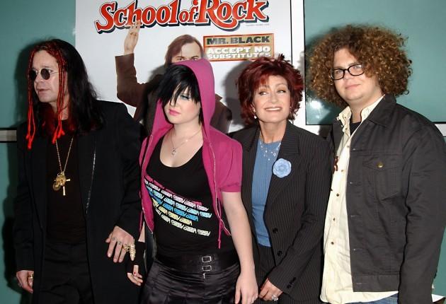 'SCHOOL OF ROCK' HOLLYWOOD PREMIERE