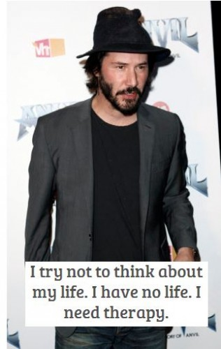 6 Of Keanu Reeves Most Pessimistic Quotes The Daily Edge